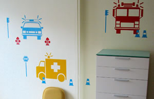 Wall Art decals