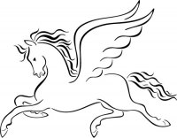 Pegasus - Flying Horse