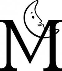 "Kids Illustrated Letter ""M"""