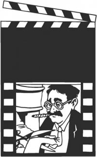 Groucho in Film