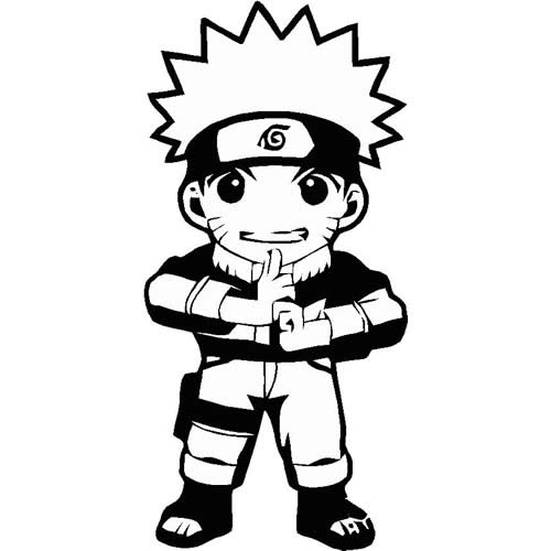 Chibi Manga Anime Decals And Stickers The Home Of