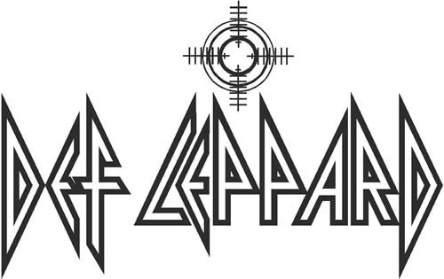 Def Leppard Decals And Stickers The Home Of Quality