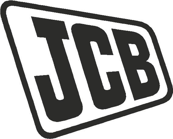 Jcb Logo Stickers