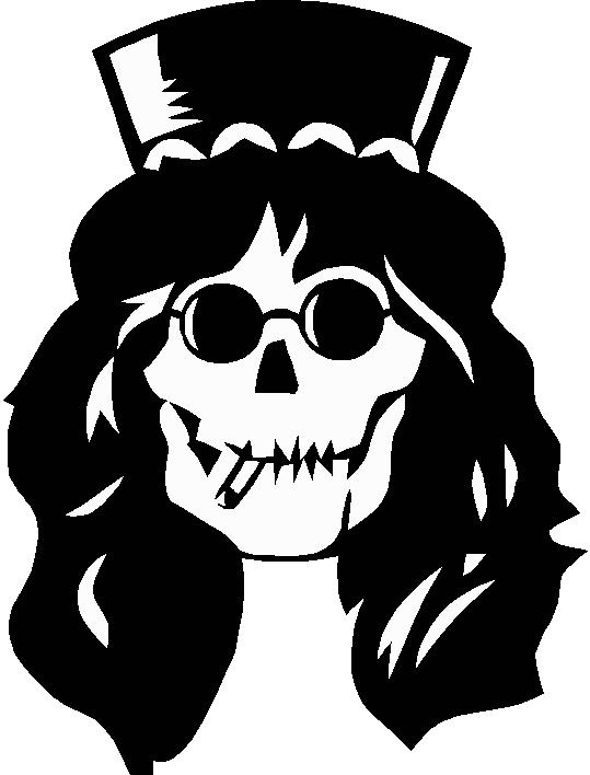 Slash Guns N Roses Decals And Stickers The Home Of